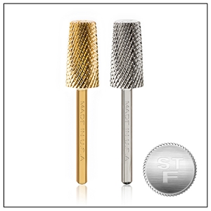 CARBIDE, SILVER OR GOLD 3/32 Or 1/8 SHANK SIZE Fine 3-in-1